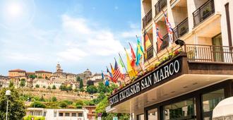 圣马可高级酒店 - 贝加莫 - 户外景观