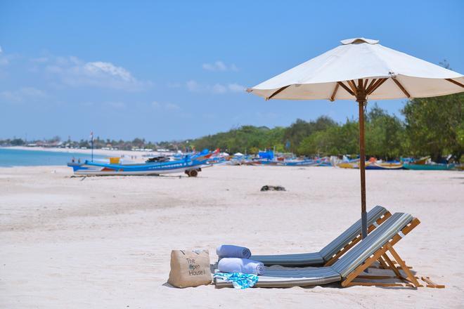 巴厘岛开门迎客酒店 - 乌鲁瓦图 - 海滩