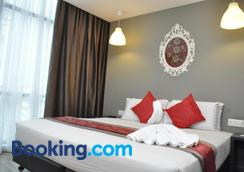 K酒店 - 吉隆坡 - 睡房