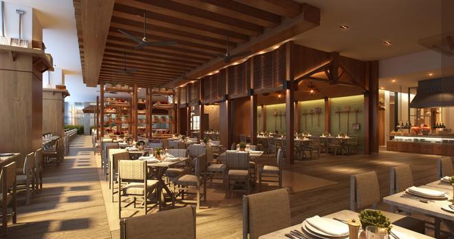 香港海汇酒店 - 香港 - 餐馆