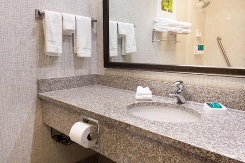 北代顿德鲁套房酒店 - 代顿 - 浴室