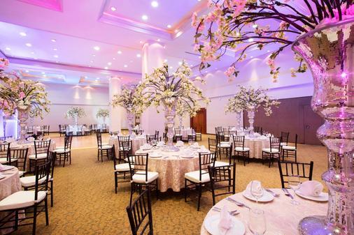 蒙特雷克里斯塔尔酒店 - 蒙特雷 - 宴会厅