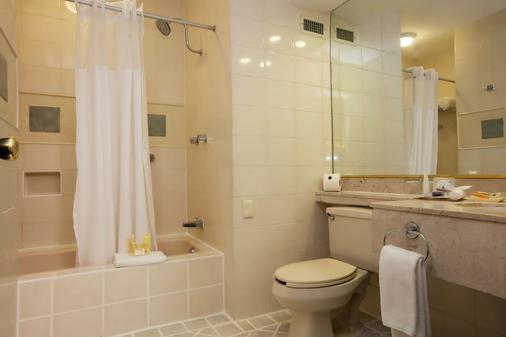 蒙特雷克里斯塔尔酒店 - 蒙特雷 - 浴室