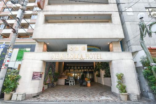 心斋桥新大阪酒店 - 大阪 - 建筑