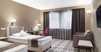 维特考斯基酒店 - 华沙 - 睡房
