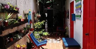洪门旅馆 - 圣多明各 - 露台