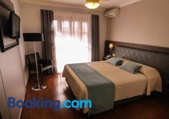 沃瓦卡罗琳娜旅馆 - 格拉玛多 - 睡房