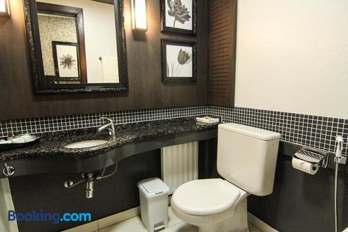 沃瓦卡罗琳娜旅馆 - 格拉玛多 - 浴室