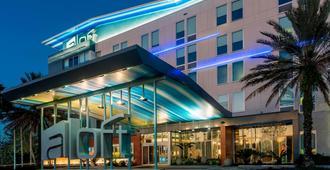 杰克逊维尔机场雅乐轩酒店 - 杰克逊维尔 - 建筑