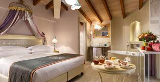 维莱苏拉诺酒店 - 佛罗伦萨 - 睡房