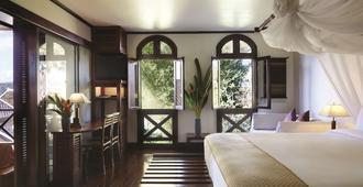 琅勃拉邦普瓦住宅 - 贝尔蒙德酒店 - 琅勃拉邦 - 睡房