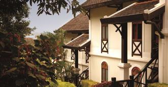 普瓦尔贝尔蒙德酒店 - 琅勃拉邦 - 建筑