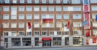 格斯特斯米林酒店 - 奥尔堡 - 建筑