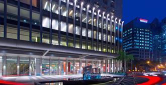 吉隆坡中环广场雅乐轩酒店 - 吉隆坡 - 建筑