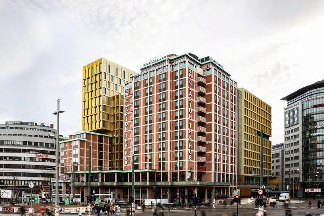 哈布克拉丽奥酒店 - 奥斯陆 - 建筑