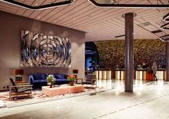 凯瑞华晟酒店-皇家克里斯蒂安尼亚 - 奥斯陆 - 大厅