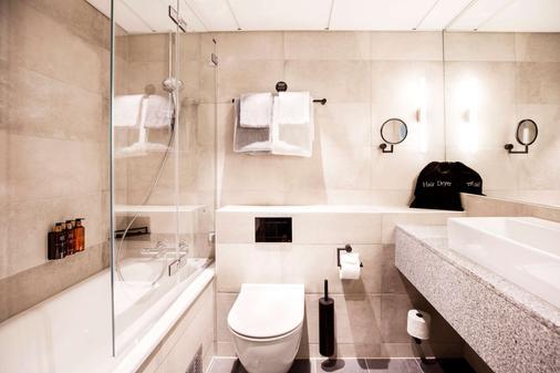 凯瑞华晟酒店-皇家克里斯蒂安尼亚 - 奥斯陆 - 浴室