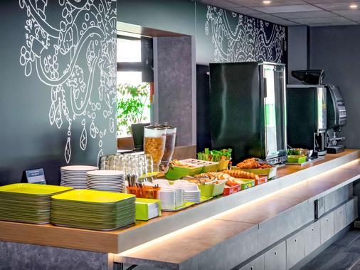 阿维尼翁中心宜必思经济型酒店 - 阿维尼翁 - 自助餐