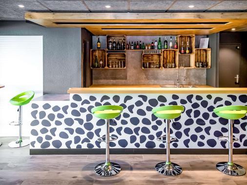 阿维尼翁中心宜必思经济型酒店 - 阿维尼翁 - 酒吧