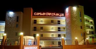 卡萨德普拉亚顶级奢华海滩酒店 - 切什梅 - 建筑