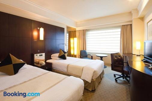 皇家花园酒店 - 东京 - 睡房