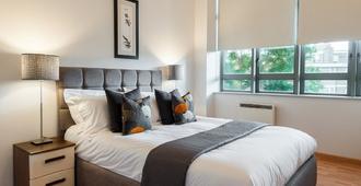 城市大道智能城市公寓 - 伦敦 - 睡房