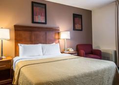 科尔切斯特伯灵顿品质酒店 - 科尔切斯特 - 睡房