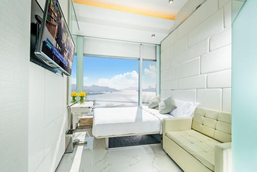 富荟马头围酒店 - 香港 - 睡房