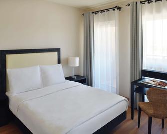 亚喀巴瑞享公寓度假村 - 亚喀巴 - 睡房