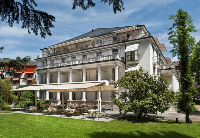 巴登霍夫丽笙酒店 - 巴登-巴登 - 建筑