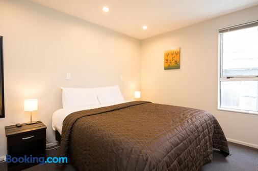 卢加诺汽车旅馆 - 布伦海姆 - 睡房