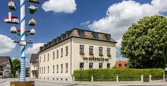 格鲁瓦尔德酒店 - 慕尼黑 - 建筑