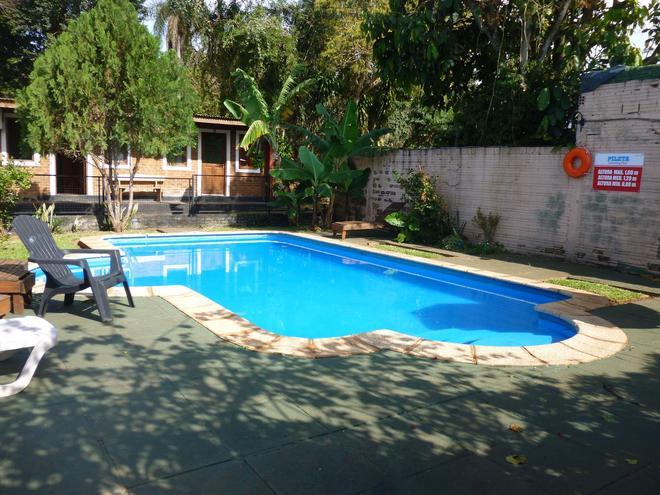 皇家伊瓜苏旅馆 - 伊瓜苏 - 游泳池