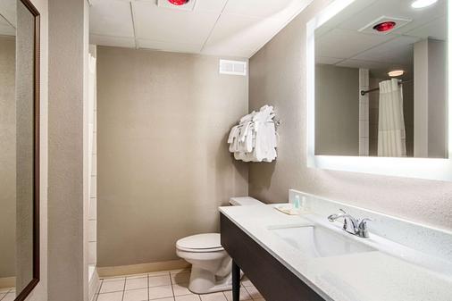 克拉丽奥柳江河酒店 - 赛维尔维尔 - 浴室