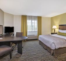 印第安纳波利斯烛木套房酒店