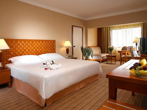 马六甲海湾酒店 - 马六甲 - 睡房