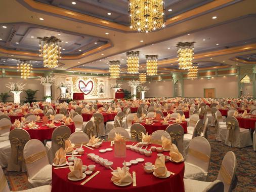 马六甲海湾酒店 - 马六甲 - 宴会厅