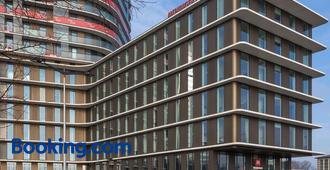 阿姆斯特丹阿姆斯特尔梅宁阁酒店 - 阿姆斯特丹 - 建筑