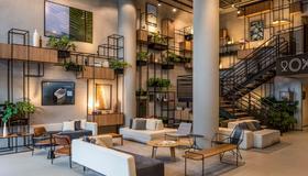 圣保罗巴哈丰达宜必思酒店 - 圣保罗 - 休息厅