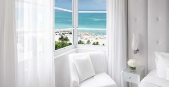 迈阿密德拉诺南海滩酒店 - 迈阿密海滩 - 睡房