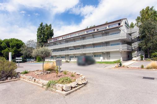 蒙彼利埃南钟楼A709酒店 - 蒙彼利埃 - 建筑