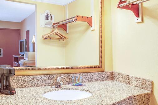 劳雷尔山骑士旅馆 - 劳雷尔山 - 浴室
