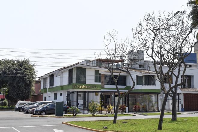 利马卡萨布兰卡旅馆 - 利马 - 建筑