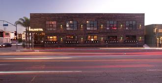 梅尔罗斯帕里酒店 - 洛杉矶 - 建筑