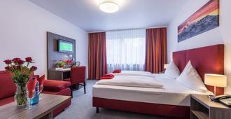 法兰克福市展览中心喜马拉雅酒店 - 法兰克福 - 睡房