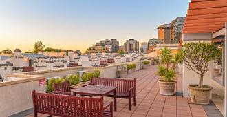 悉尼南华尔道夫酒店 - 悉尼 - 阳台