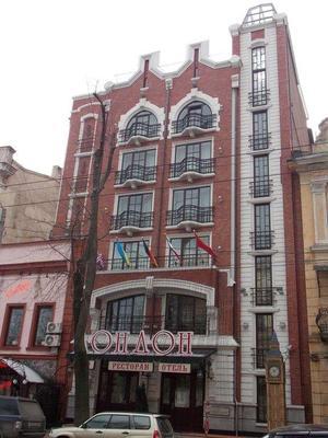 伦敦酒店 - 敖德萨 - 建筑