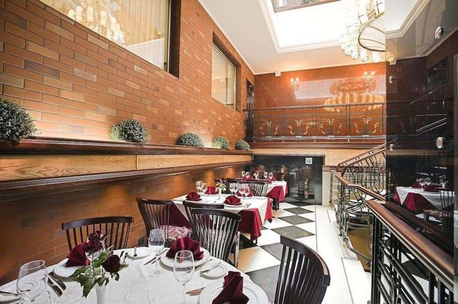 伦敦酒店 - 敖德萨 - 餐馆