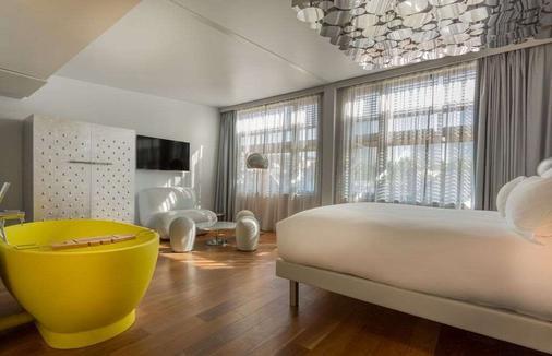 巴黎塞纳河畔酒店 - 巴黎 - 浴室