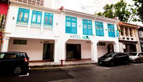 努福酒店 - 新加坡 - 建筑